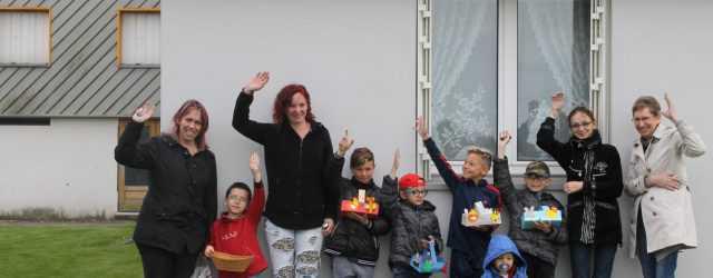 Lors de l'atelier Parents/Enfants de ce mercredi après-midi, les enfants sont partisà la recherche des […]