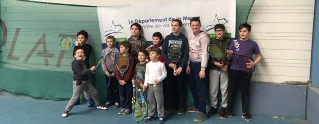 Des animations ont été organisées au tennis-club de Revigny sur le terrain couvert dans le […]