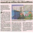ARTICLE DANS L'EST REPUBLICAIN