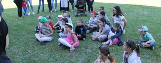 Chasse au trésor et aux oeufs en chocolat lors de l'atelier Parents/Enfants de ce mercredi […]