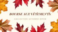 Bourse aux vêtements Collection Automne/Hiver Samedi 09 Octobre 2021 Dépôt Uniquement sur Rendez-Vous à partir […]